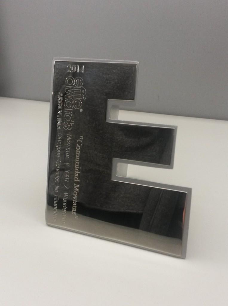 Premio Plata - Effie 2014 - Wunderman y YR - Comunidad Movistar